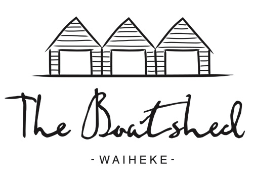 Designer Logo - Custom Design logo for The Boatshed Waiheke