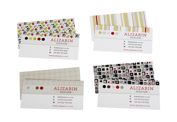 Interior Design Business Card Design