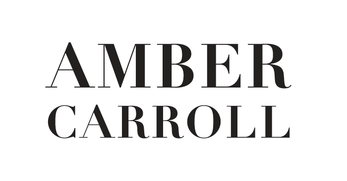 Amber Carroll Logo Design Duffy Design
