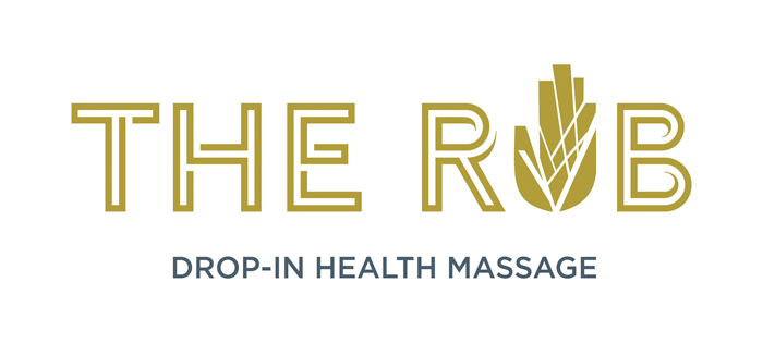 Store Branding - The Rub Logo Design Duffy Design