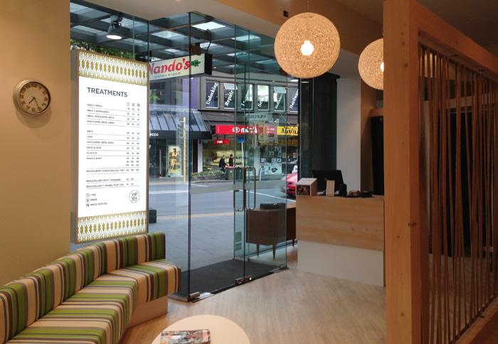 Interior Graphics The Rub Newmarket Auckland
