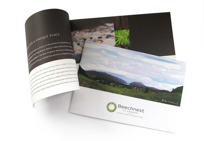 Beechnest Brochure Design Duffy Design
