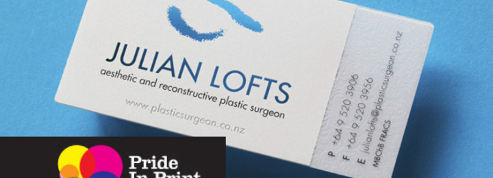 Professional services archives duffy design duffy design best business card design for leading plastic surgeon leading new zealand plastic surgeon julian lofts wanted the best business card design to hand to his reheart Images