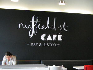 NUFFIELD ST CAFE