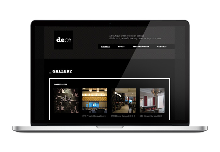 Dece Design Interior Design Web Site Design Duffy Design