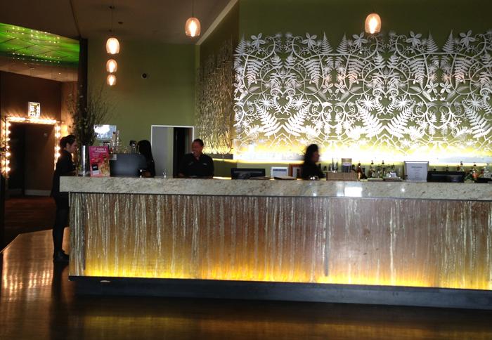 Interior Graphic Design Hoyts La Premiere Sylvia Park - Mural Artist Duffy Design
