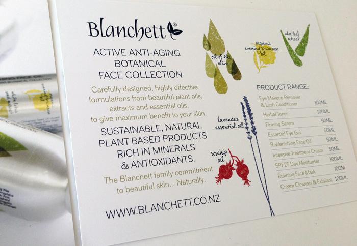 skin care brand design