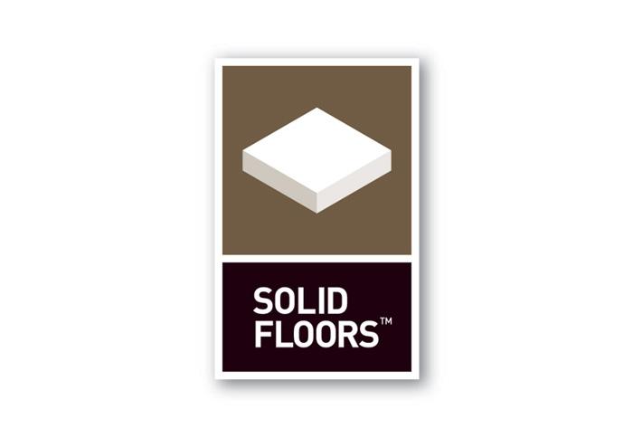 Company Rebranding Solid Floors Logo Design Duffy Design