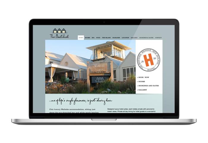 Hotel Web Design