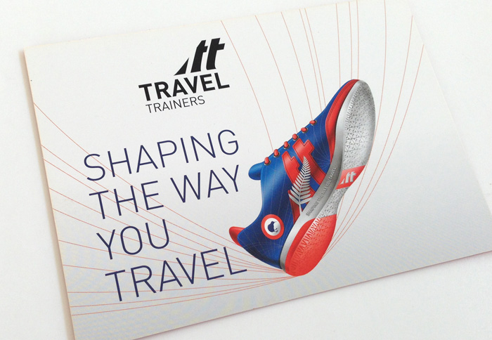 Travel Brand - Travel Trainers