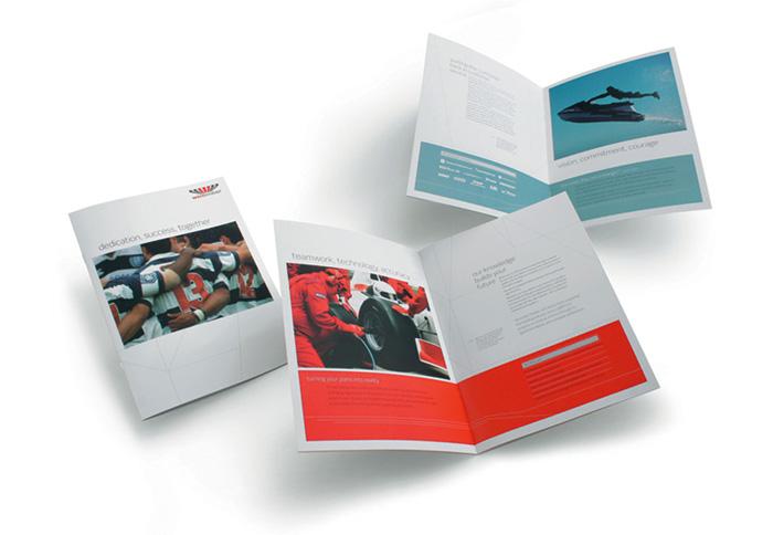 corporate brochure design Wiri Timber