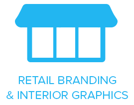 Retail Branding Design Interior Graphics