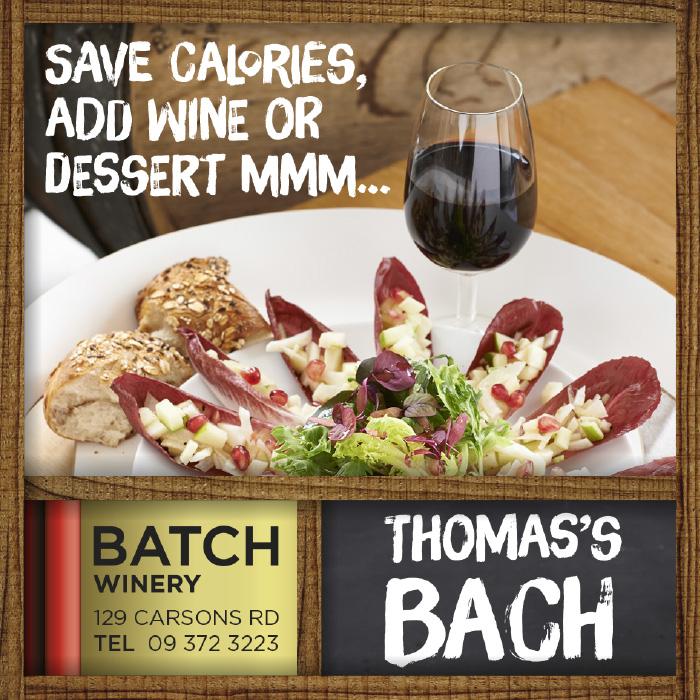 Winery Advertisement Design