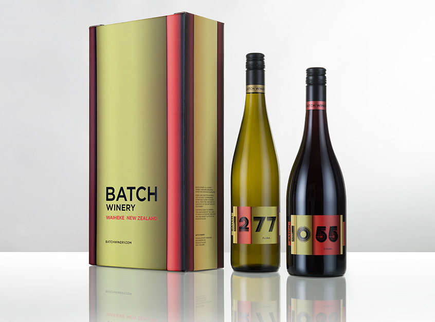 Custom Wine Box Packaging Design