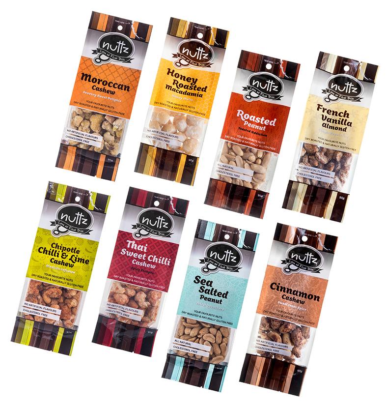 Food Packaging Nuts