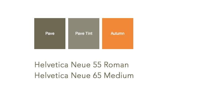 Landscapes Logo Palette