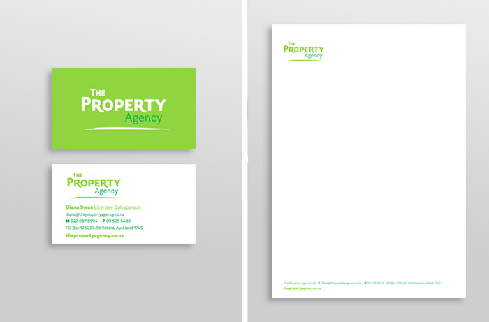 Real Estate Branding Stationery